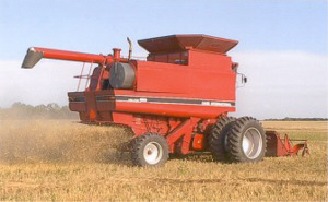 Case-IH - Straw Choppers - TSR Parts - Colgate, North Dakota - Case IH combine